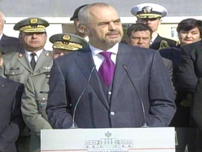 Albania 5 years in the NATO, Rama: A merit goes to all political parties