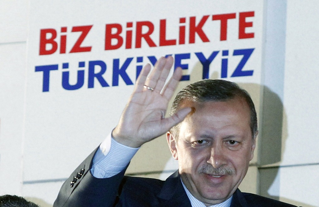 Erdogan the winner of the elections