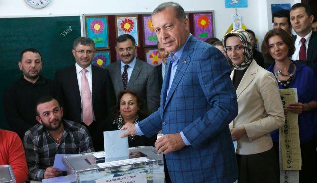 Eventful elections in Turkey