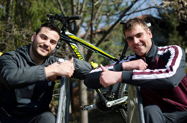 Cycling duo to tour SOS Children's villages in Balkans