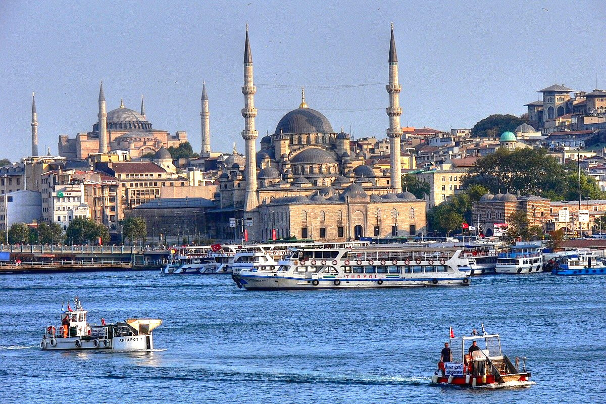 Heading to a new Greek Constantinople