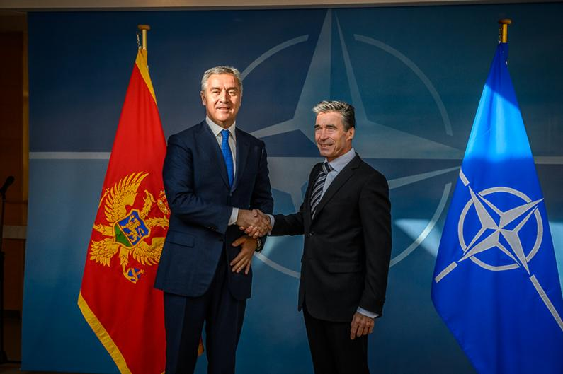 Montenegro serious candidate for NATO