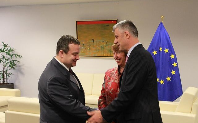 Thaci and Dacic to meet on March 31