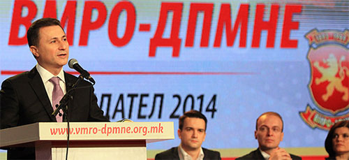 Gruevski: Albanians will not heed BDI on the boycott of the elections