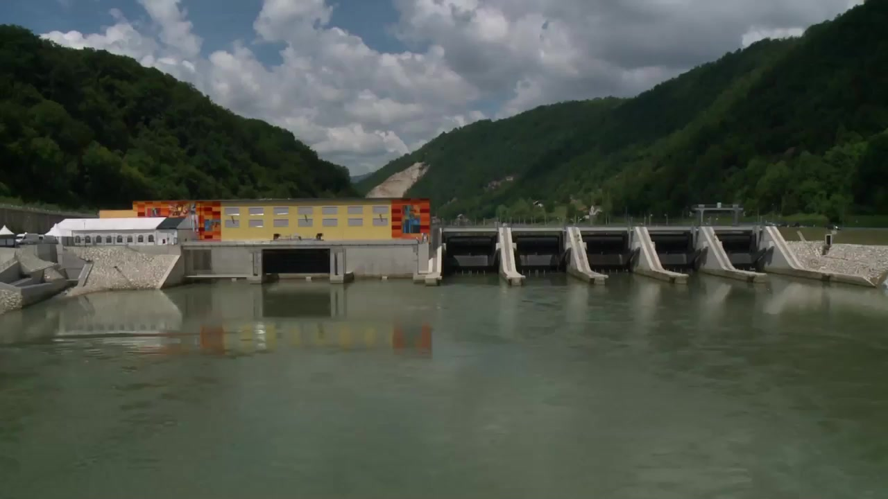 Construction to start on the 4th hydro-power station on Sava river