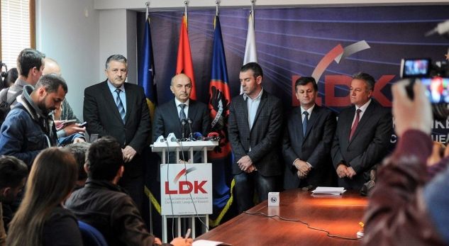 LDK drafts a document for the dissolution of parliament in Kosovo