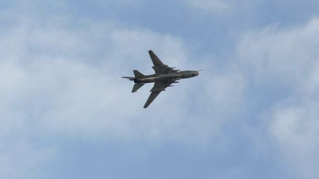 Syrian military jet shot down by Turkish F-16