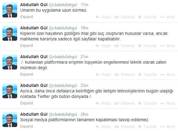 'Twitter Yok' by order of Erdogan