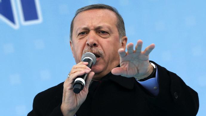 Twitter blocked in Turkey