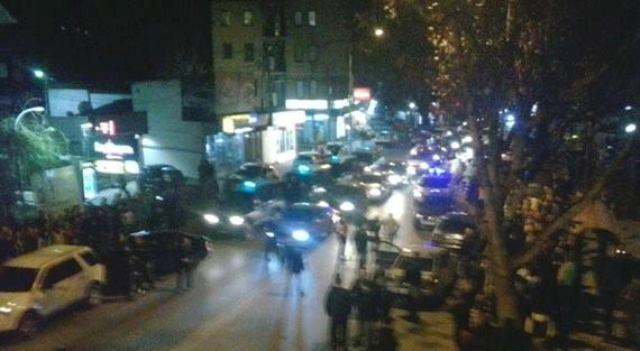 Three police inspectors arrested in Skopje for bribery
