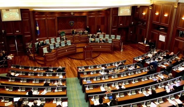 Kosovo's parliament is expected to vote the 2015 budget