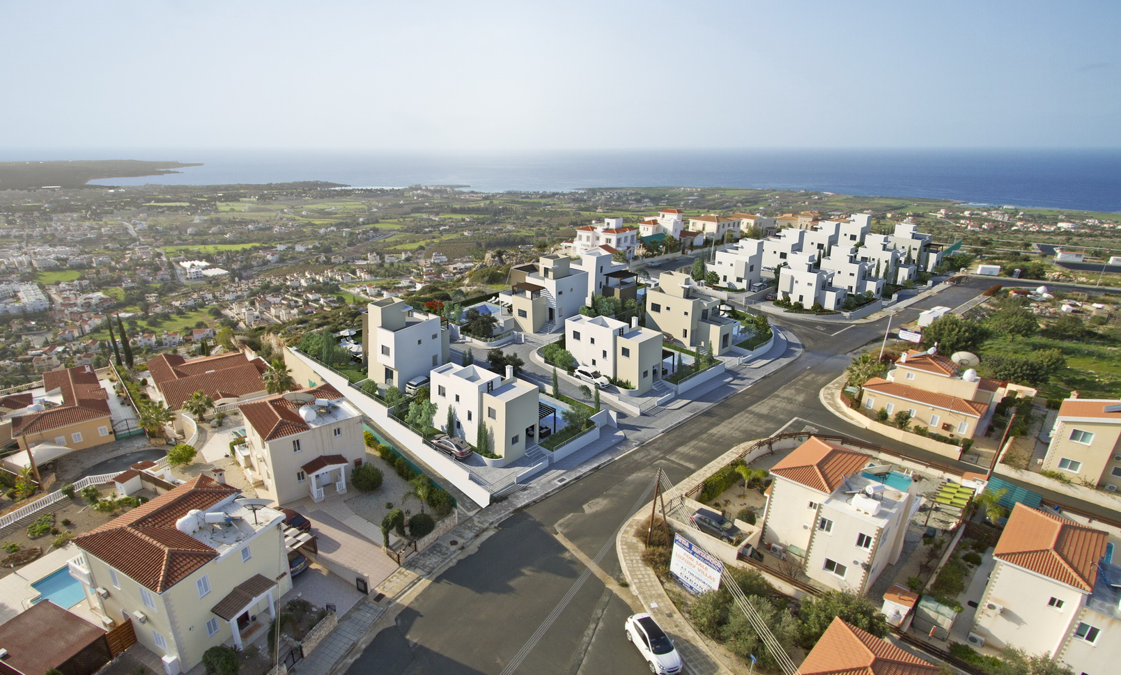 House and flat prices drop in Cyprus