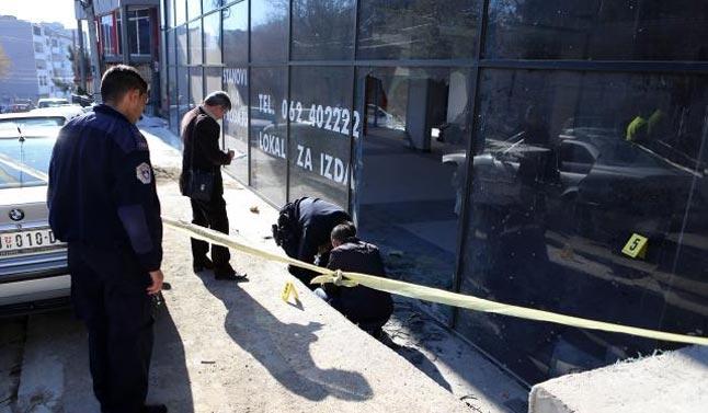 Bomb explodes in northern Mitrovica