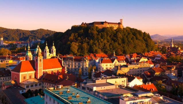 Record high temperature for March recorded in Ljubljana Monday 17