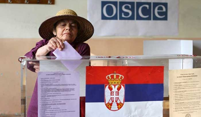 Serbs of Kosovo voted in the Serb elections, debates in Pristina
