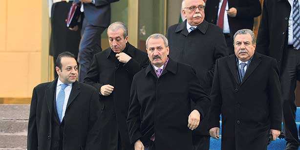 Erdogan's Ministers' indictments to be discussed in Parliament