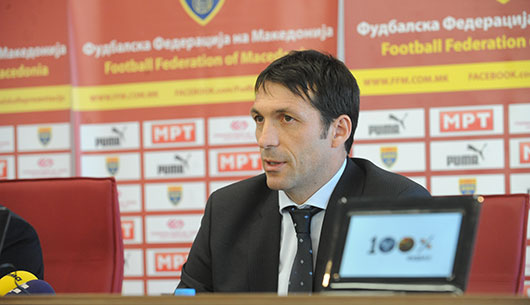Director of the national football team of FYR Macedonia dies in an accident