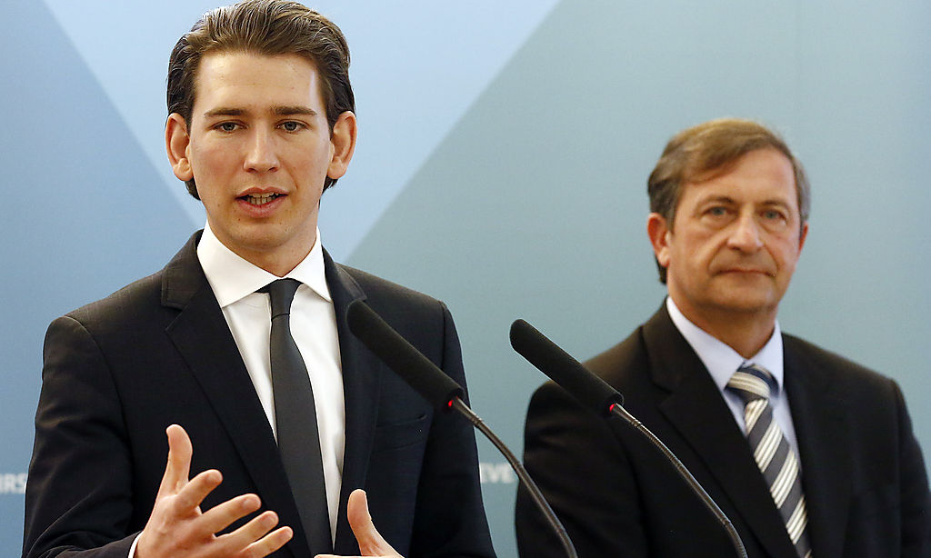 Austrian FM asks for recognition of German speaking community