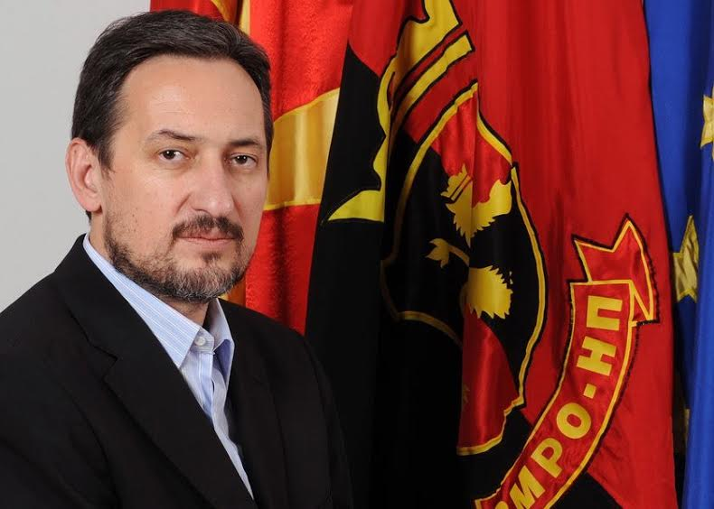 VMRO-NP demands constitutional changes for the election of the president
