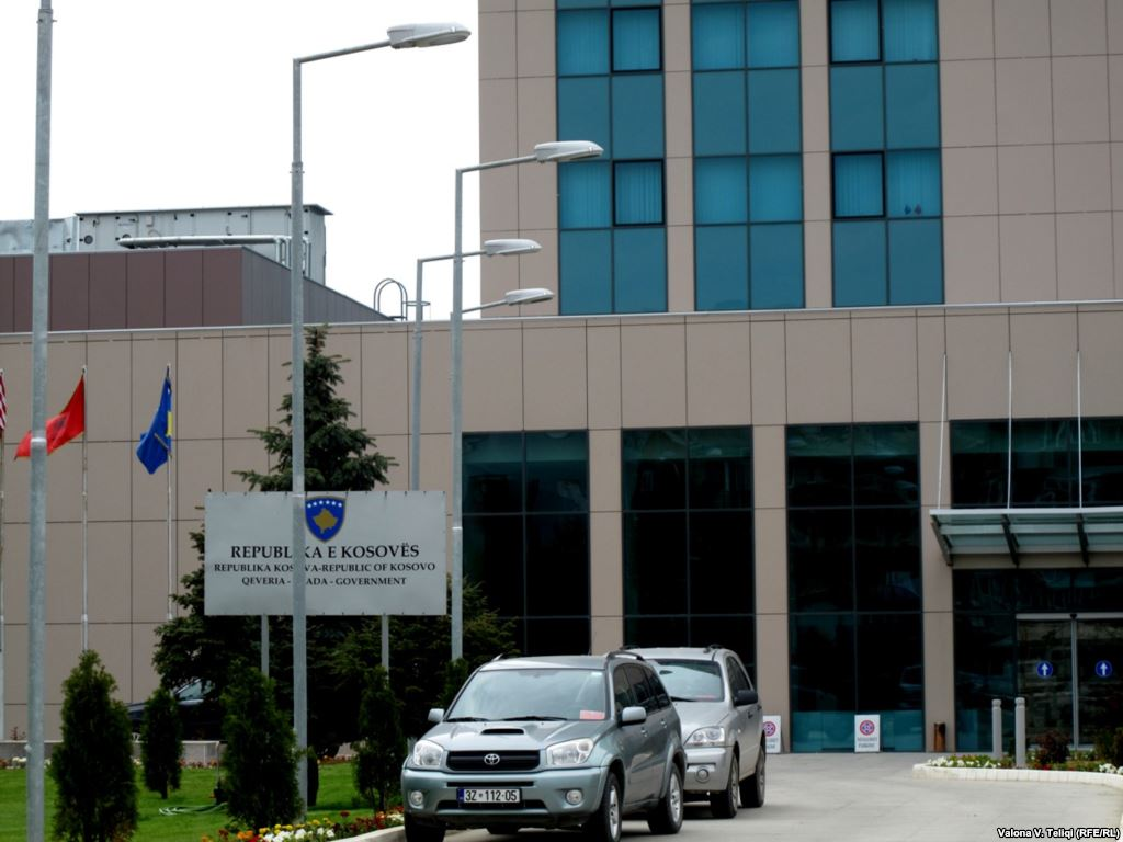 Administration in Kosovo, unprofessional and politically influenced