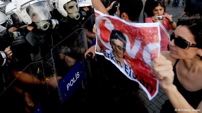 Death of 14-year-old Gezi Park victim takes the Turkish people to the streets