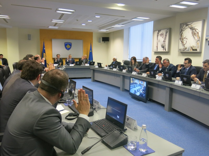 Up to 50% increases of salaries and pensions in Kosovo