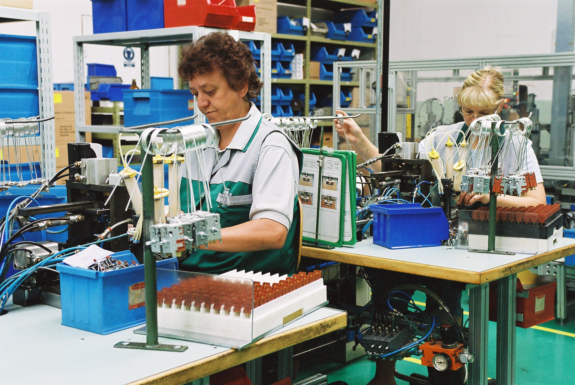 Good prospects for employment in Slovenia