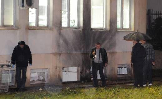 Bombers of the attack on newspaper 'Vijesti' apprehended