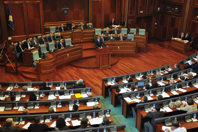 Plan A and B for the dissolution of the parliament of Kosovo