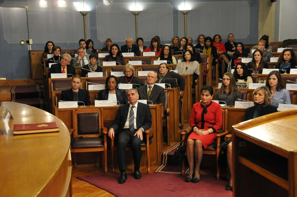 Women's Parliament in Montenegro