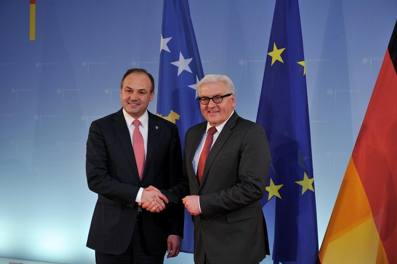 Foreign Minister Hoxhaj: Berlin is Kosovo's main European address