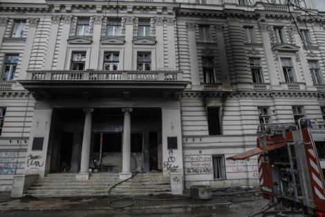 Millions in Damages to Burned Buildings: Who Will Pay for Reconstruction?