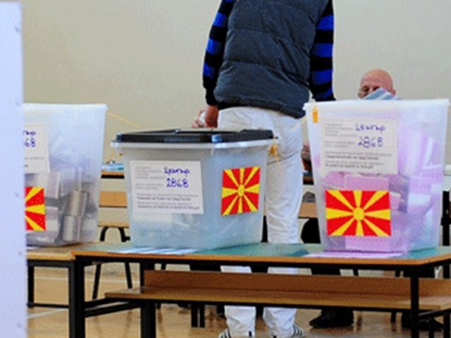 Presidential and parliamentary elections cause problems and trigger political debates in Skopje