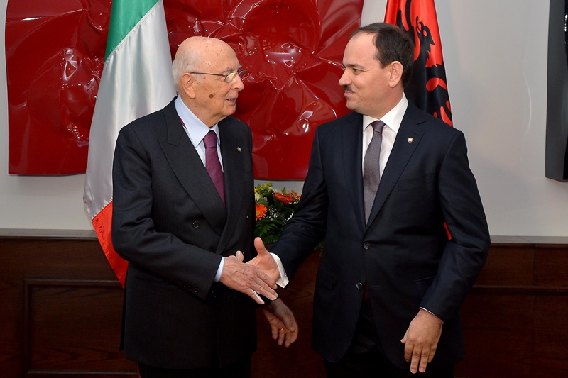 Italy will be Albania's advocate in the EU accession process