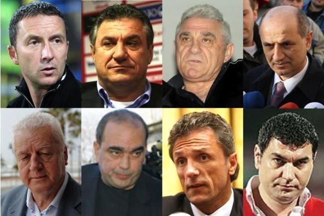 Romanian football bosses go to prison in landmark trial