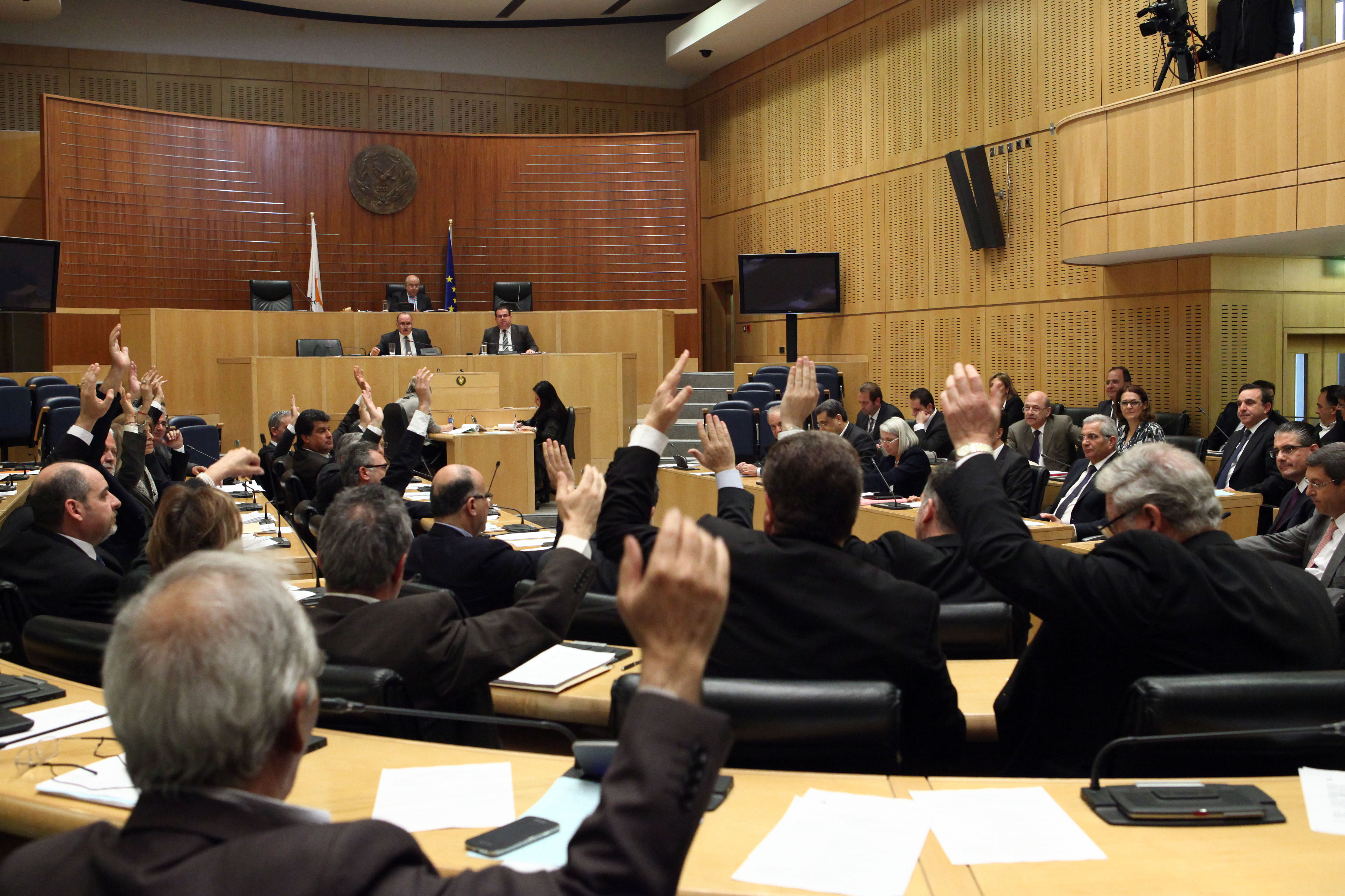 Cyprus parliament adopts privatisation bill