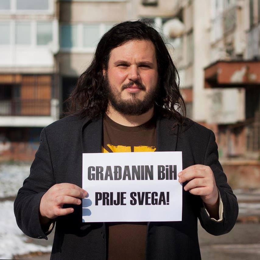 "IBNA/Interview with DarkoBrkan, Activist and Founding President of ""Zašto ne"" Organization"