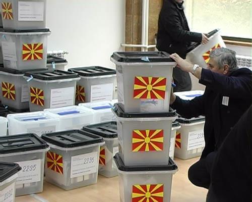 FYR Macedonia facing elections and parallel dilemmas