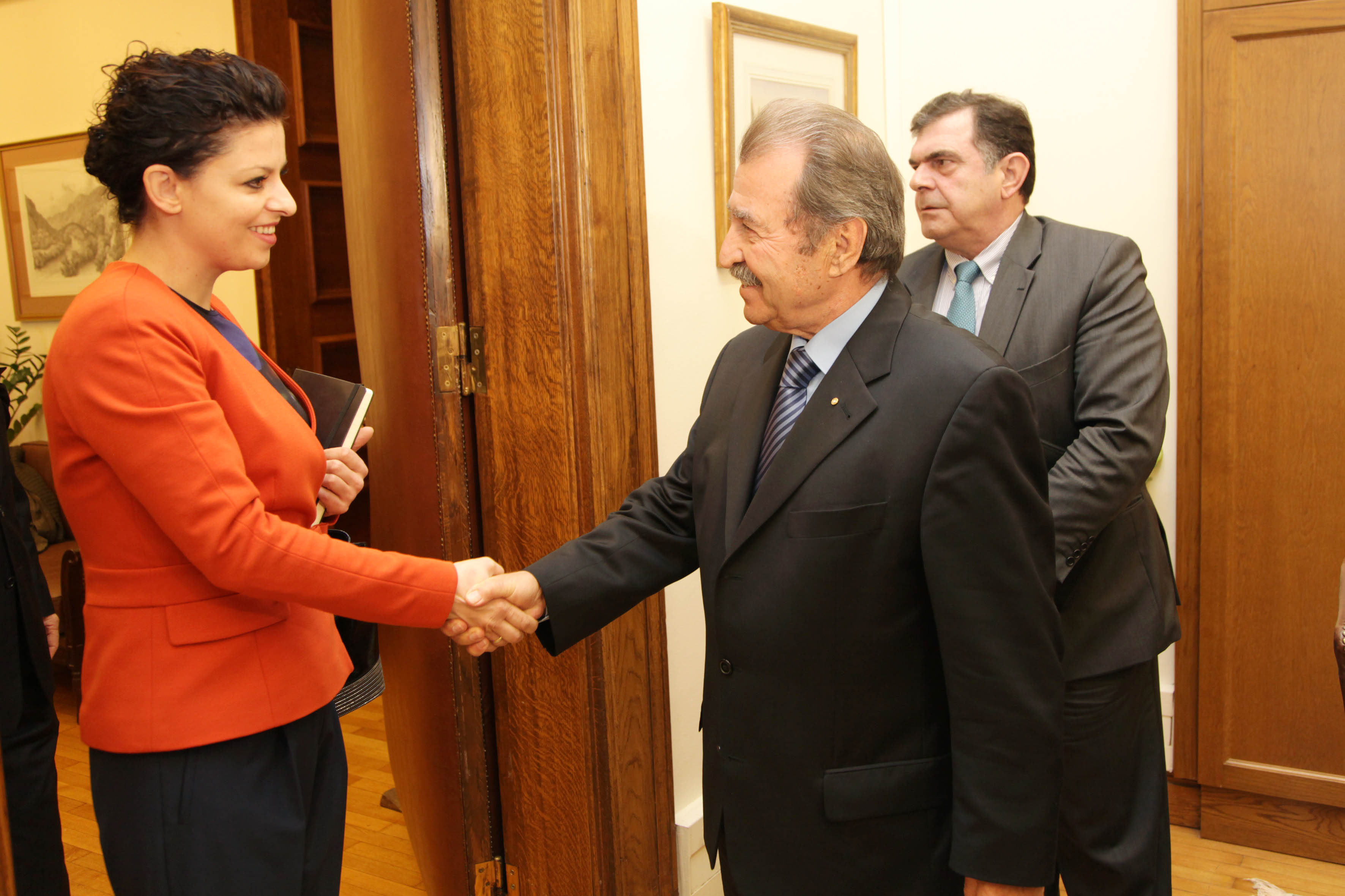 Tirana and Athens say that TAP will contribute in strengthening European energetic security