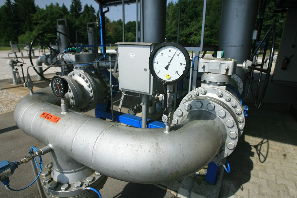 Gas supply for Slovenia not a concern