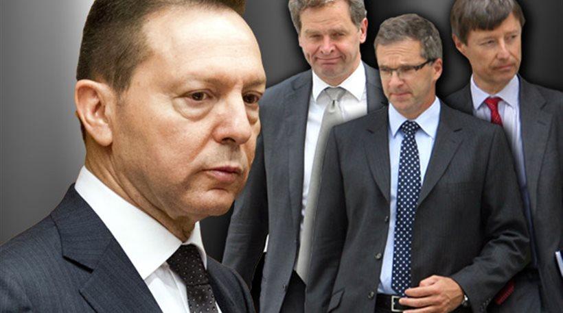Government-troika marathon talks drag on