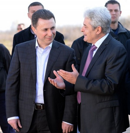 No surprises in Skopje, the new government with the old political composition