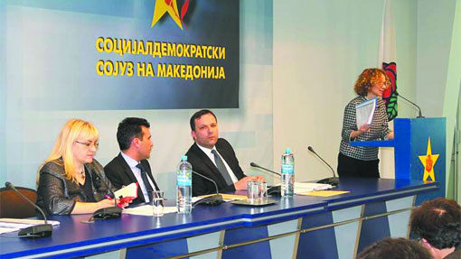 Opposition in Skopje doesn't accept the new MP mandates