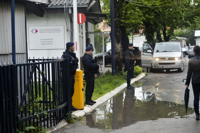 Wave of arrests for abuses with the properties of the Kosovo Agency of Privatization