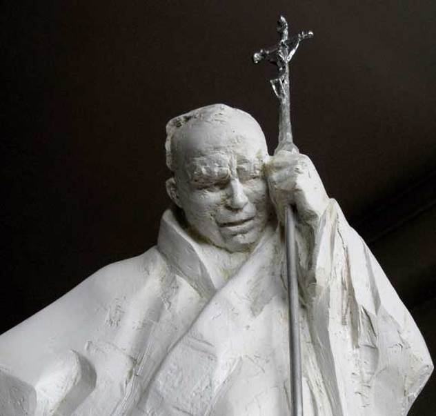 Monument to Pope John Paul II Will Be Set Up In Sarajevo Tomorrow