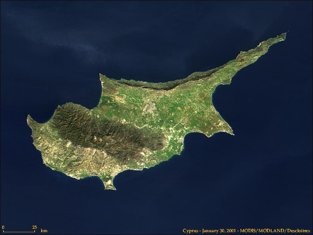 Turkey submits document on continental shelf