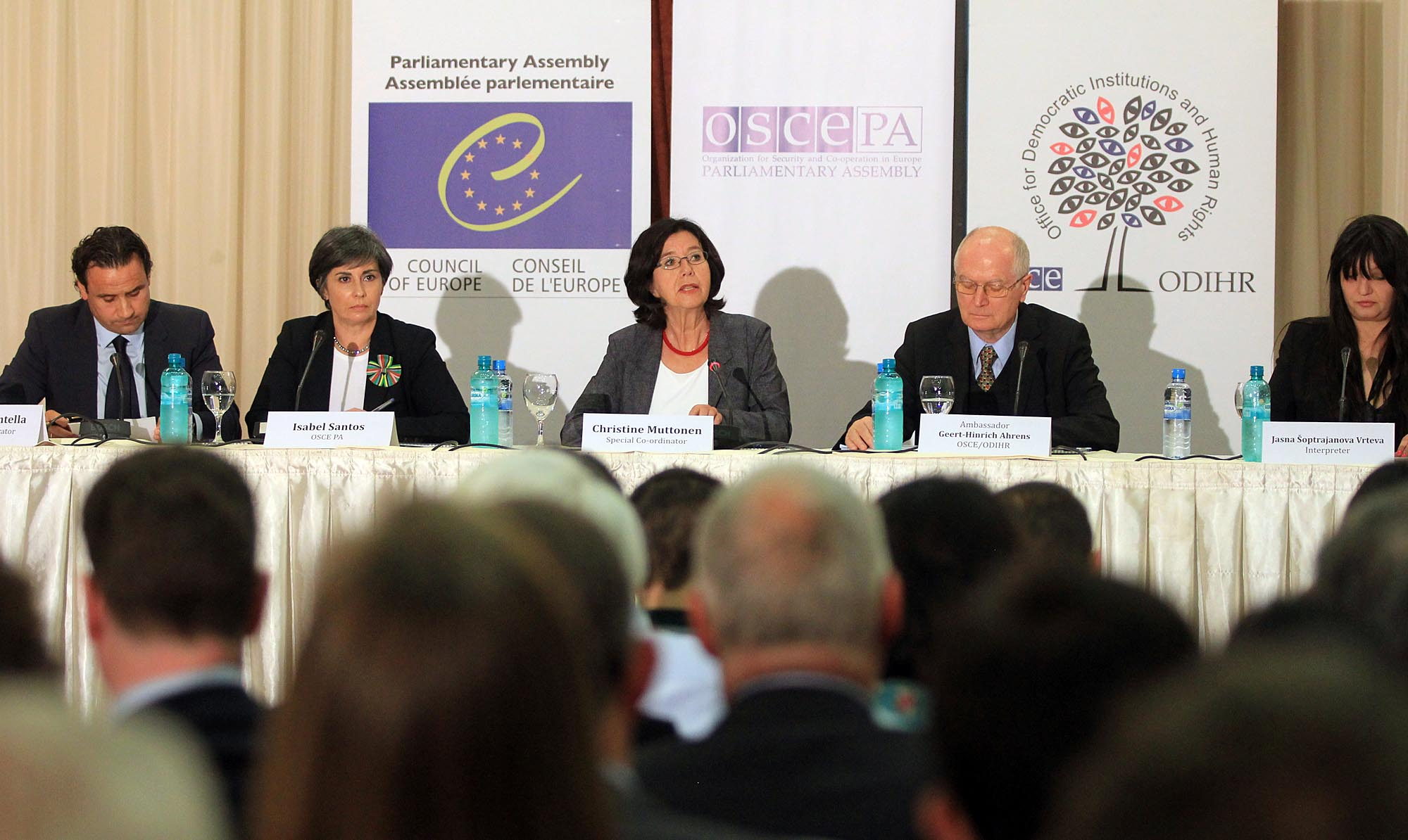 OSCE/ODIHR issues negative evaluations on the elections in FYR Macedonia