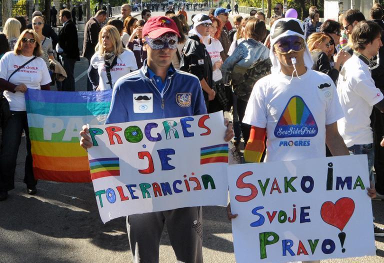Plans for the second Pride parade in Podgorica are still in progress