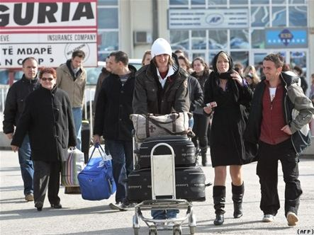 Over 700 thousand Kosovars have abandoned the country