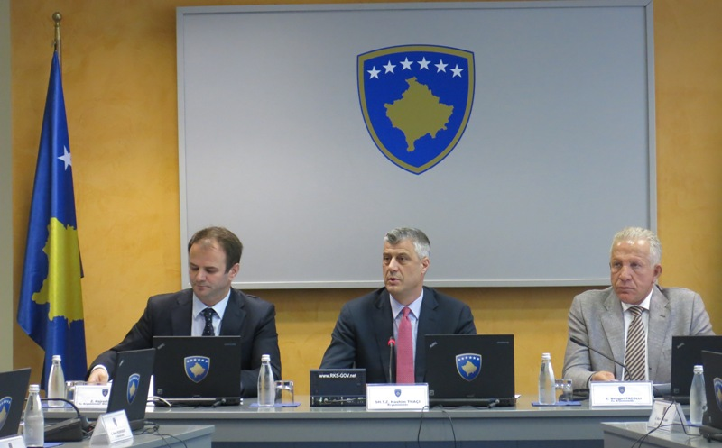 The government demands MPs to vote in favor of the formation of the Armed Forces of Kosovo